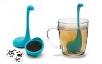 Подарок Заварник для чая 'Nessie' голубой (top-184)