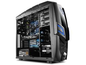 фото Корпус RAIDMAX VIPER GXII 522WBU Miditower без БП, черный/синий (VIPER GXII 522WBU) #5