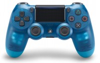 Игровой контролер Sony Dualshock 4 Crystal Blue version 2