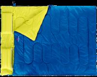 Спальный мешок NatureHike 'Double Sleeping Bag with Pillow' indigo (SD15M030-J)