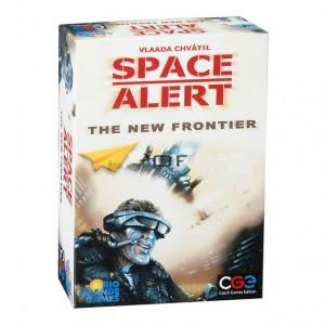 Настольная игра Czech Games Edition 'Космическая тревога: На дальних рубежах (Space Alert: The New Frontier)'