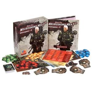 фото Настольная игра Magellan 'Нейрошима-6 (Neuroshima Hex 3.0)' #2