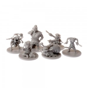 фото Настольная игра Magellan 'Крысары Сточных Вод (Sewer Pirats)' #3