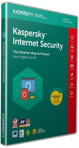 Программа Kaspersky Internet Security Multi-Device 2018, 5 Device 1 year  Renewal (DVD-Box)