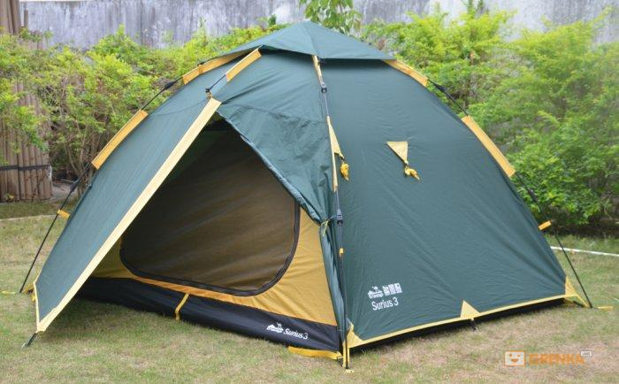 Купить Палатка универсальная Tramp Sirius 3 (TRT-117)