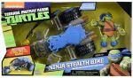 Игровой набор TMNT 'Черепашки-ниндзя. Рестайлинг': мотоцикл 'Стелс' и фигурка Леонардо (94271)
