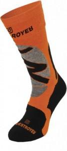 Носки Destroyer 'Ski / Snowboard' 41-43 оранжевый
