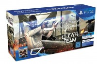 игра Bravo Team VR + PS VR Aim Controller