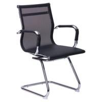 Кресло Art Metal Furniture 'Slim Net CF XH-633C' черное (513263)