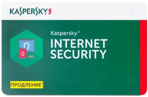 Программа Антивирус Kaspersky 'Internet Security Multi-Device 2018' 2 ПК 1 год Продление (Renewal Card)