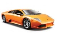 Автомодель Maisto Lamborghini Murcielago LP640 1:24 оранжевый металлик (31292)