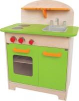 Кухня Hape E3101 зеленая (6943478004276)