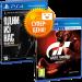 игра 'Gran Turismo Sport' и 'The Last of Us Remastered' (суперкомплект из 2 игр для PS4)
