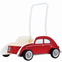 Игрушка-каталка Hape 'Машина' красный (E0380)