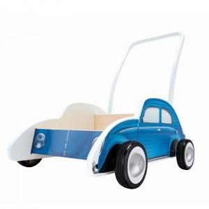 Игрушка-каталка Hape 'Машина' синий (E0382)