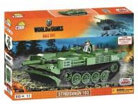 Конструктор COBI 'World Of Tanks Stridsvagn 103' (Strv.103) 515 деталей (COBI-3023)