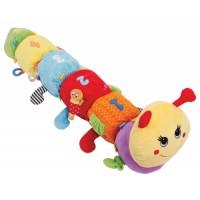 Развивающая игрушка Happy Snail 'Гусеница Мари' (14HS09IG)