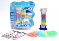 Набор для экспериментов 'Эксперименты в бутылке: магический снег'