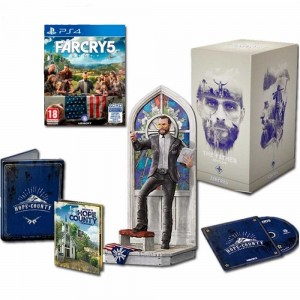 игра Far Cry 5: The Father Edition (PS4)