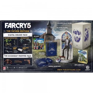 скриншот Far Cry 5: The Father Edition (PS4) #3