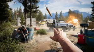 скриншот Far Cry 5: The Father Edition (PS4) #7