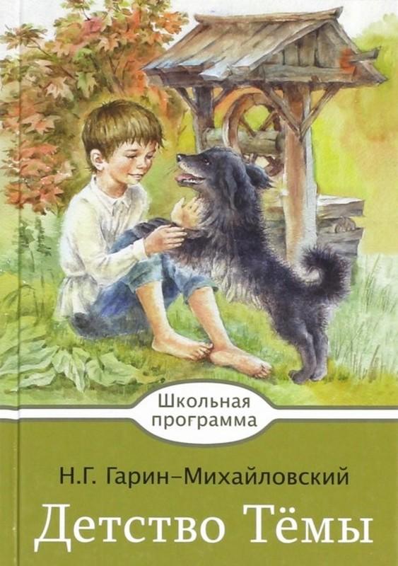 Купить Детство Темы, Николай Гарин-Михайловский, 978-5-9951-3377-3