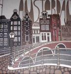 Книга Скетчбук. Амстердам