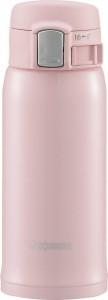 Термокружка ZOJIRUSHI SM-SA36PB 0.36 л светло-розовая (16780391)