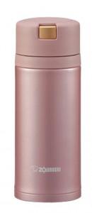 Термокружка ZOJIRUSHI SM-XB36PZ 0.36 л розовая (16780076)