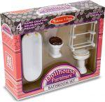 Игровой набор Melissa&Doug 'Мебель для ванной комнаты' (MD2584)