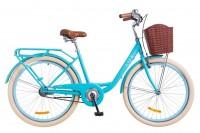 Велосипед 26'' Dorozhnik LUX 14G рама-17'' St голубой (OPS-D-26-040)