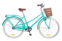 Велосипед 28'' Dorozhnik COMFORT FEMALE 14G рама-19,5'' St бирюзовый (OPS-D-28-103)