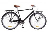 Велосипед 28'' Dorozhnik COMFORT MALE 14G рама-22'' St черный (OPS-D-28-098)