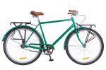 Велосипед 28'' Dorozhnik COMFORT MALE 14G рама-22'' St зеленый (OPS-D-28-097)