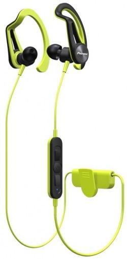 Купить Наушники Pioneer SE-E7BT-Y Bluetooth 4.1 стерео, AAC, aptX Yellow