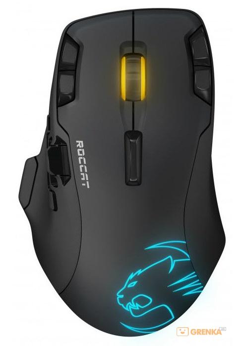 Купить Игровая мышь Roccat Leadr Wireless Multi-Button RGB Gaming Mouse (ROC-11-852)