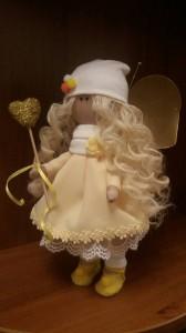 Кукла ручной работы ' Злата ' , 30 см