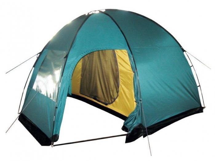 Купить Палатка Tramp Bell 3 v2 (TRT-080)