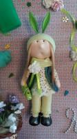 Кукла ручной работы ' Маша ', 30 см