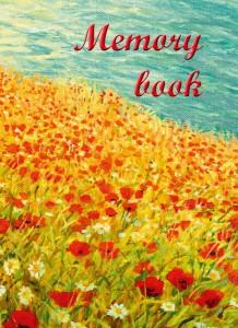 Книга Маки. Memory book. Міні