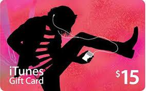Купить ITunes Gift Card $15 USA - Скан карты