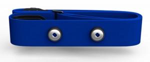 Сменный ремешок для датчика Polar H7 Soft Strap Blue M-XXL (91053148)
