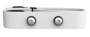 Сменный ремешок для датчика Polar H7 Soft Strap White M-XXL (91053145)