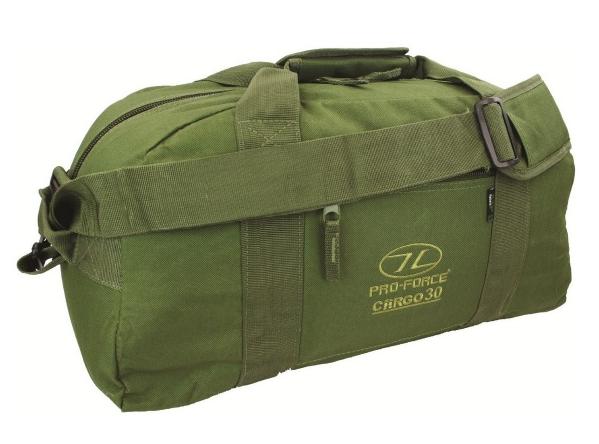 Купить Сумка дорожная Highlander Cargo 30 Olive (925496)