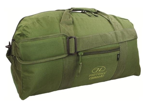 Купить Сумка дорожная Highlander Cargo 45 Olive (925498)