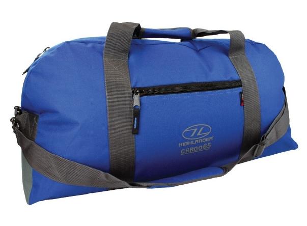 Купить Сумка дорожная Highlander Cargo 65 Blue (925499)