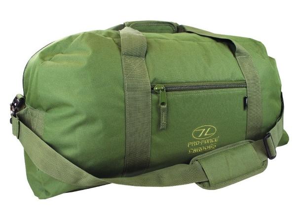 Купить Сумка дорожная Highlander Cargo 65 Olive (925500)