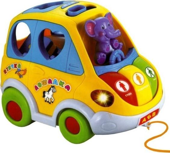 Купить Развивающая игрушка Joy Toy 'Автошка' (9198), JoyToy