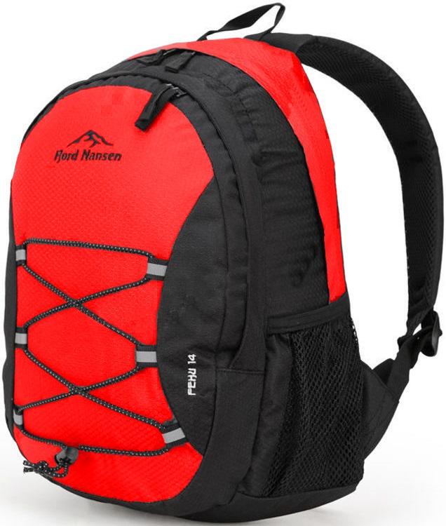 Купить Рюкзак Fjord Nansen 'Fehu' 14 red black (00000028246)