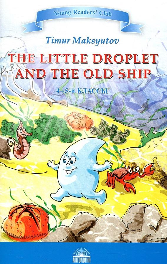 Купить The Little Droplet and Ship / Капелька и Старый Корабль, Тимур Максютов, 978-5-6040571-0-0